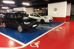 Parking Grenoble Alpes Metropole Gares Europole