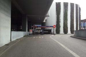 Lyon - Parking Perrache - EFFIA