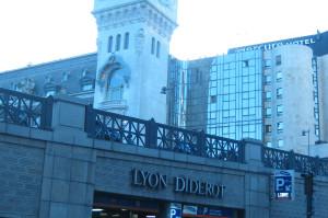 Paris - Parking Gare de lYon Diderot - EFFIA