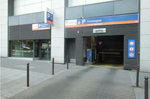 Paris - Parking Gare Montparnasse - Catalogne - EFFIA
