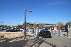 Aix en provence - Parking TGV - P1P2P3 - EFFIA