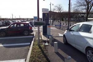 Aix en Provence - Parking TGV - P4 - EFFIA