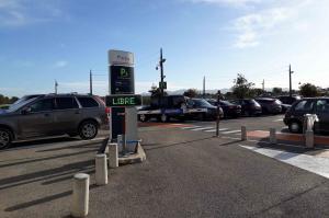 Aix en provence - Parking gare TGV - P6 - EFFIA