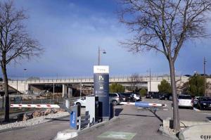 Aix en Provence - Parking gare TGV - P8 - EFFIA