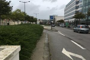 Havre - Parking - Gares - EFFIA