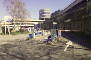 Parking EFFIA gare de Vienne
