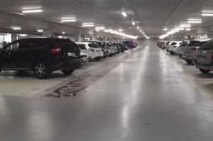 Parking EFFIA place d'armes Lorient