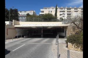 parking de ST Nicolas