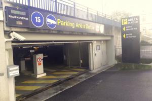 Parking EFFIA Oullins