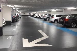 Parking ParkGrenoble Alpes Métropole Grenette Téléphérique