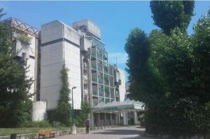 Parking Grenoble Estacade