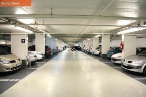 Parking Grenoble Lafayette