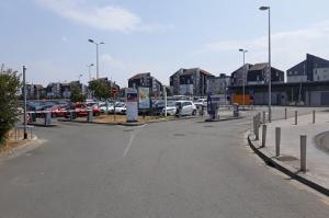 Accès Parking Gare