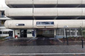 Parking EFFIA Nantes Gare Château