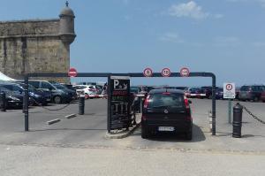 parking EFFIA Saint-Malo