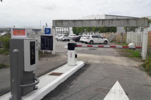 Parking de Lorient Gare Maritime P2 - EFFIA