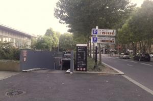Havre - Parking - Hôtel de ville - EFFIA