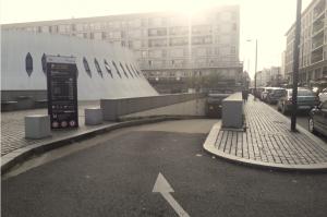 Havre - Parking - Les Halles Volcan - EFFIA