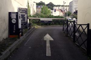 Havre - Parking - Marechal - Joffre - EFFIA