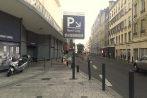 Havre - Parking - René Coty - EFFIA