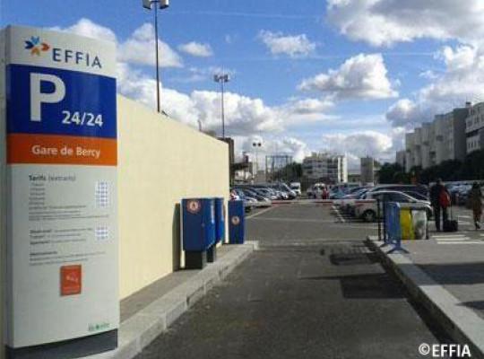 Parking effia casino de paris