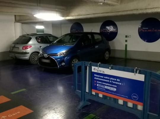 Garage De Lest : Parking paris gare de l est p effia