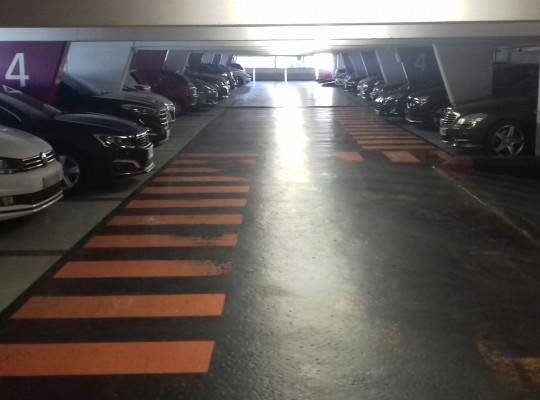 Parking Rennes Gare Nord