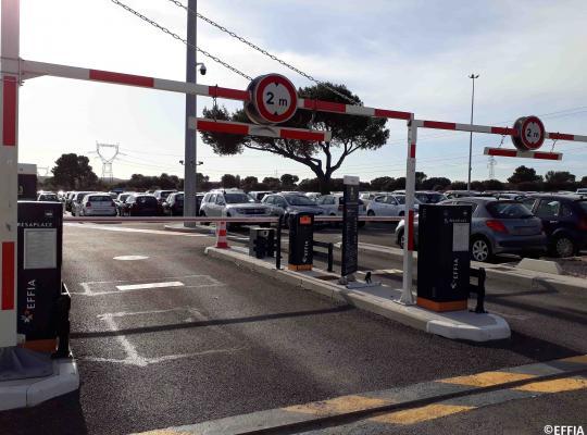 parking gare aix en provence tgv p13 effia effia. Black Bedroom Furniture Sets. Home Design Ideas