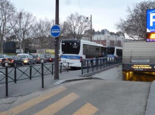 Parkings paris porte d 39 orl ans saemes d placez vous malin - Parking porte d orleans paris ...