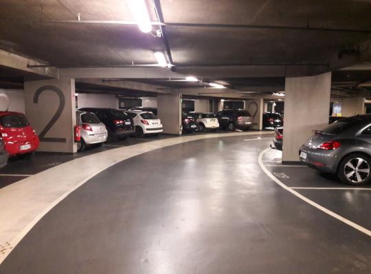 Parking Lille Nouveau Siecle Effia