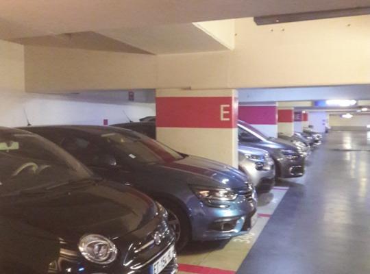 Parking Gare De Lille Flandres Effia Deplacez Vous Malin